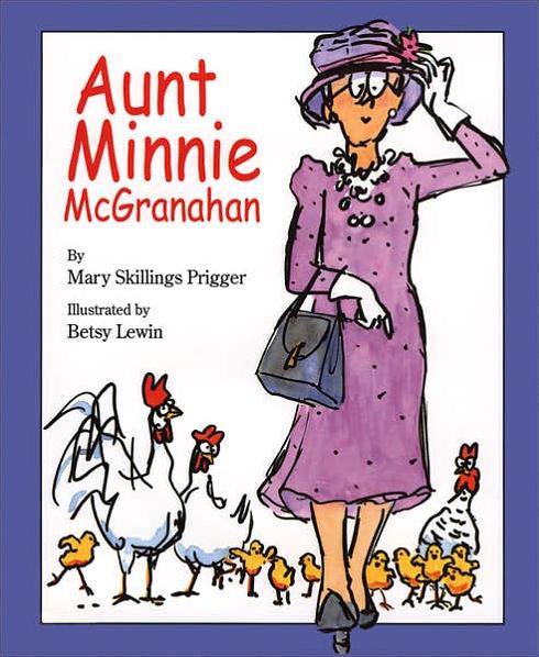 Aunt Minnie McGranahan