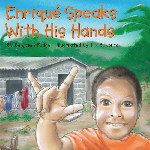 Enriqué Speaks with His Hands