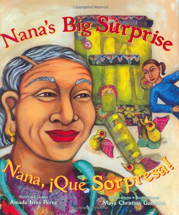 Nana's Big Surprise ⁄ Nana, ¡Que sorpresa!