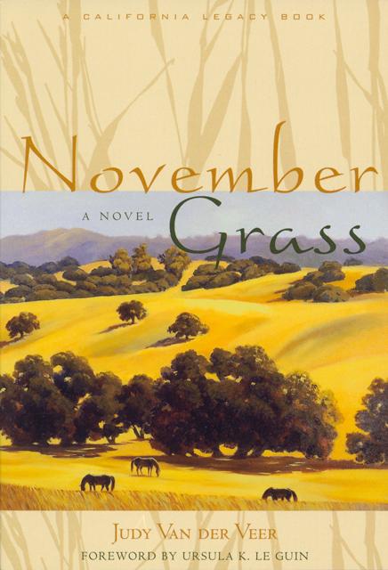 November Grass: A Novel