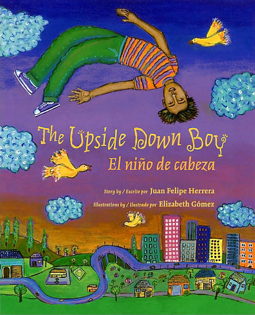 The Upside Down Boy El niño de cabeza